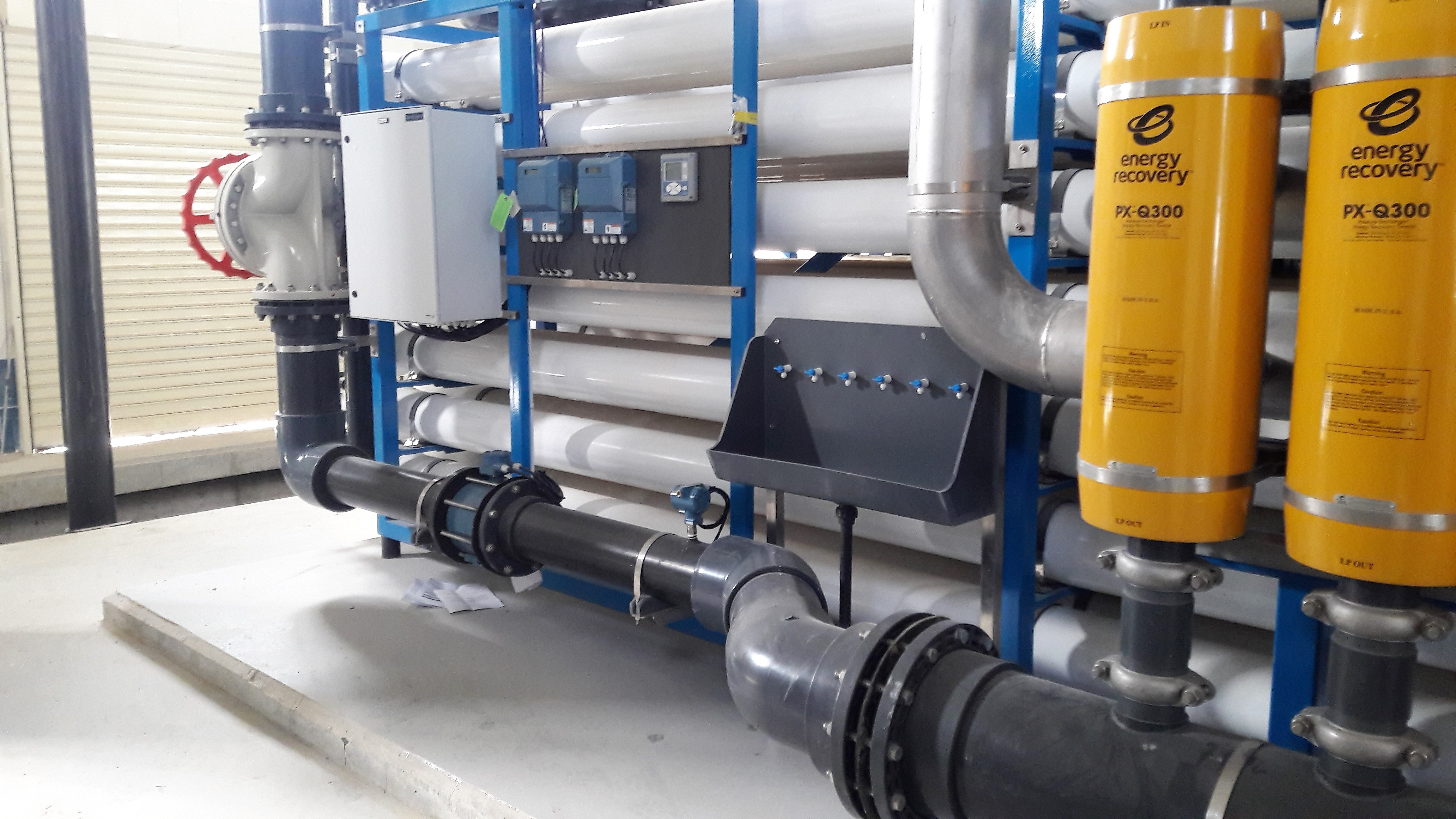 Desalination and Reverse Osmosis plants